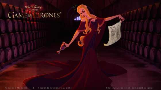 Game of Thrones Disney