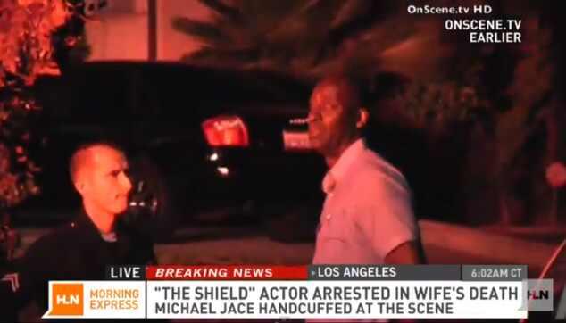 Michael Jace é preso sob suspeita de matar a mulher a tiros