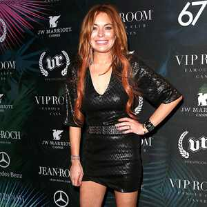 Lindsay Lohan, Cannes Film Festival