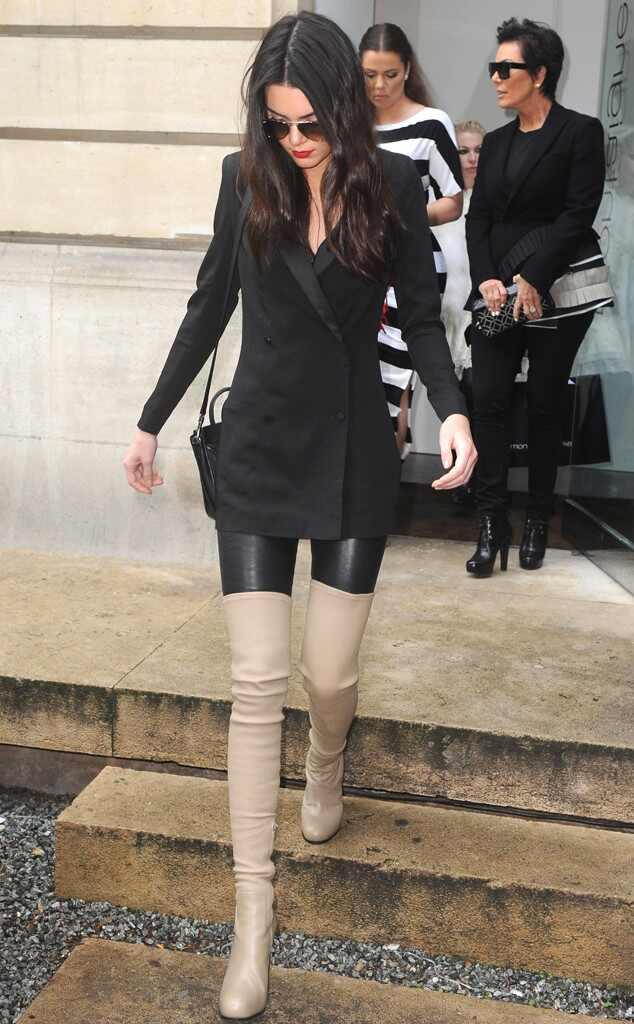 Kris Jenner, Khloe Kardashian, Kendall Jenner