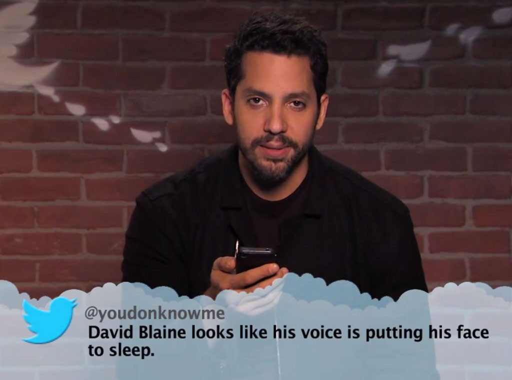 """The Best of """"Celebrities Read Mean Tweets"""" - Page 5 of 5 ..."""