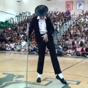 Michael Jackson, Talent Show