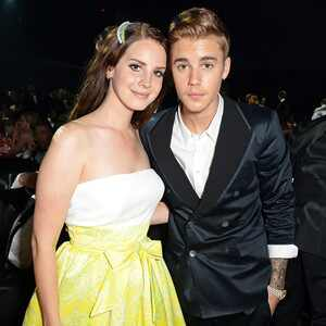 Lana Del Rey, Justin Bieber, amfAR