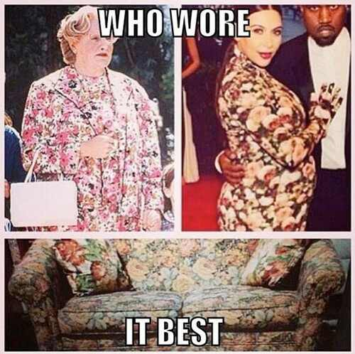 Kim Kardashian, Kanye West, Melhores memes Kim Kardashian e Kanye West