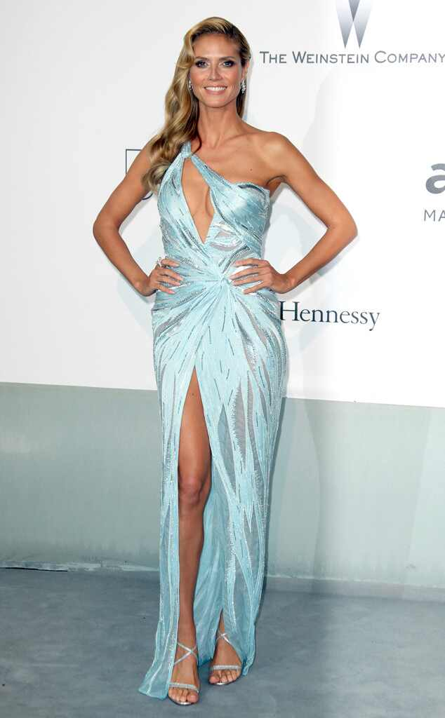 Heidi Klum, Cannes
