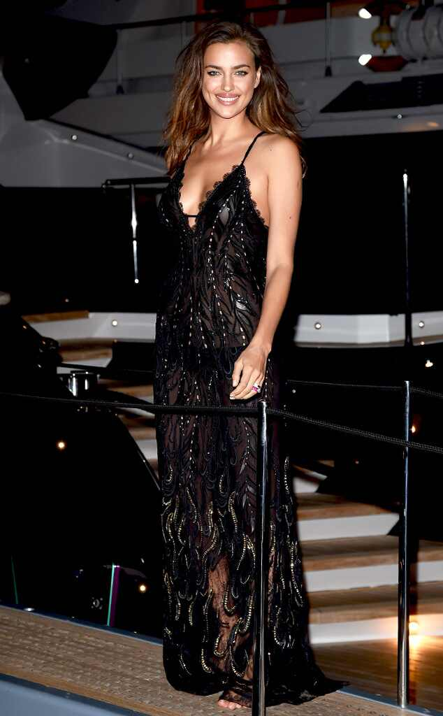 Is Sheer The New Black 11 Times Braless Celebs Bared It