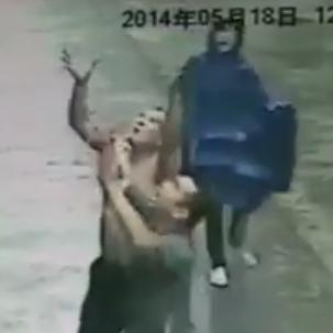 Caída bebé
