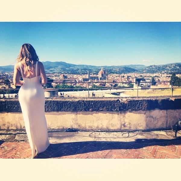 Kimye Wedding, Instagram