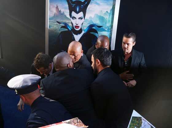 Brad Pitt, Crazy Fan, Maleficent
