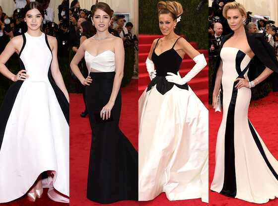 Charlize Theron, Sarah Jessica Parker, Hailee Steinfeld, Anna Kendrick, MET Gala