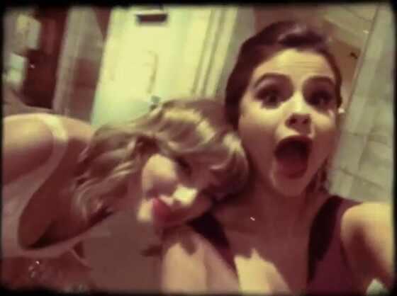 Taylor Swift, Selena Gomez, Met Gala Instagram