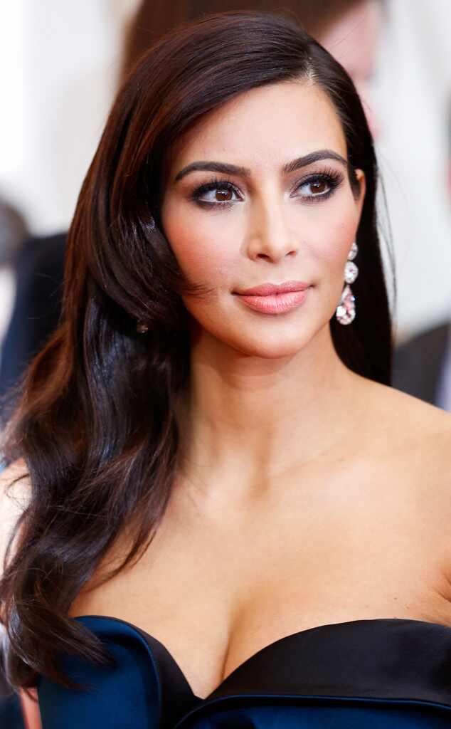 Kim Kardashians, MET Gala, Beauty