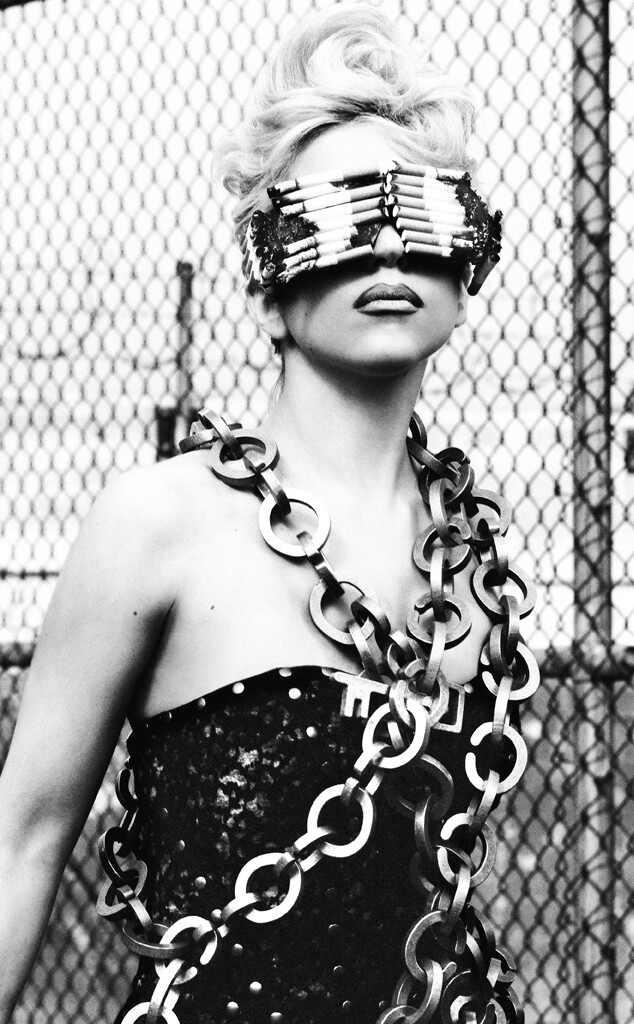 Lady Gaga, Strange Glasses