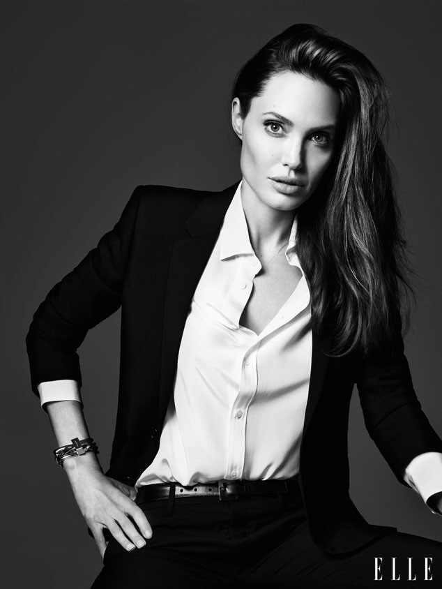 Angelina Jolie surpreende ao falar sobre maternidade