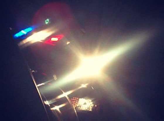 Justin Bieber é abordado por policiais e posta foto da viatura