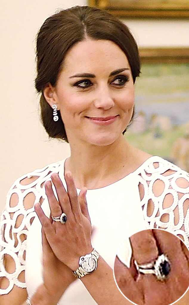 Kate Middleton Third Ring