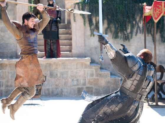 Game Of Thrones, The Mountain and the Viper