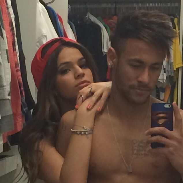 Bruna Marquezine, Neymar