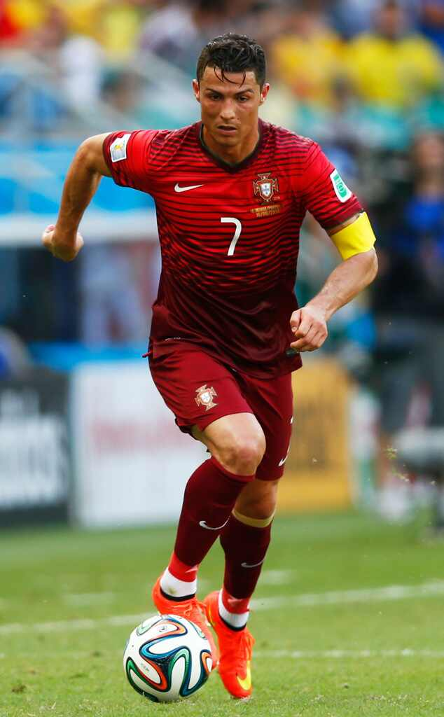 Cristiano Ronaldo, Portugal, World Cup Kit