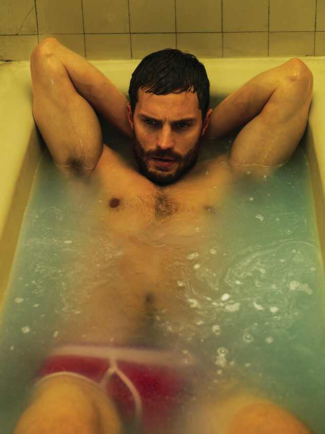 Jamie Dornan, Interview Magazine