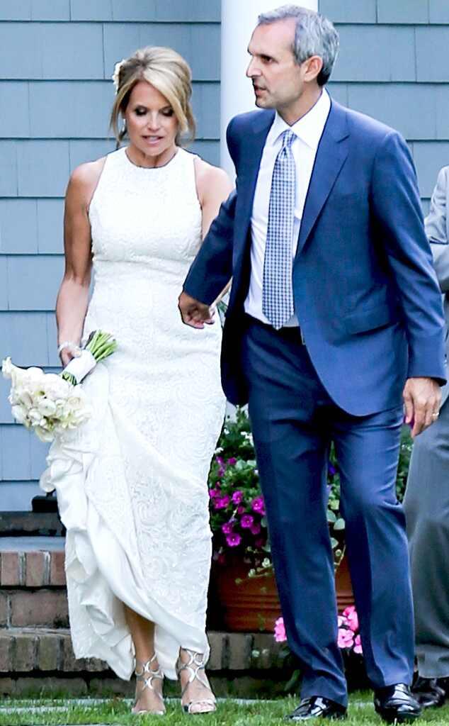 Katie Couric Marries John Molner In The Hamptons What We