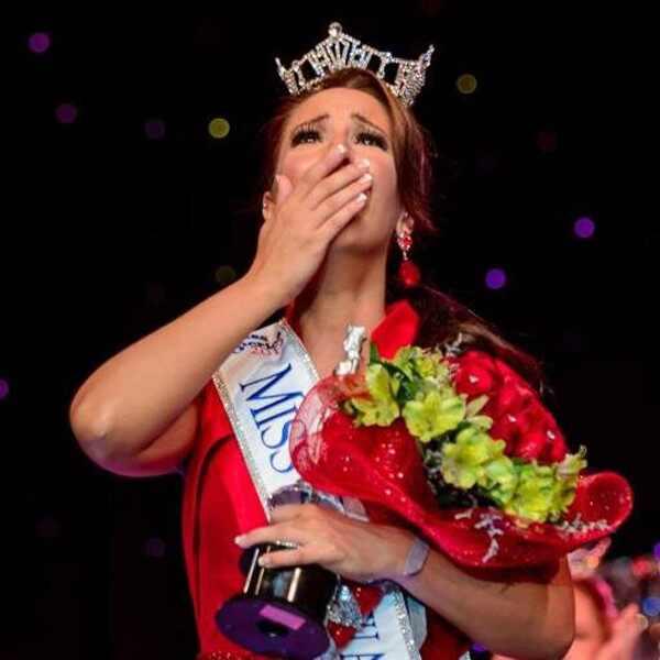 Miss Delaware 2014, Amanda Longacre