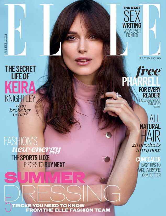 Keira Knightley, Elle UK