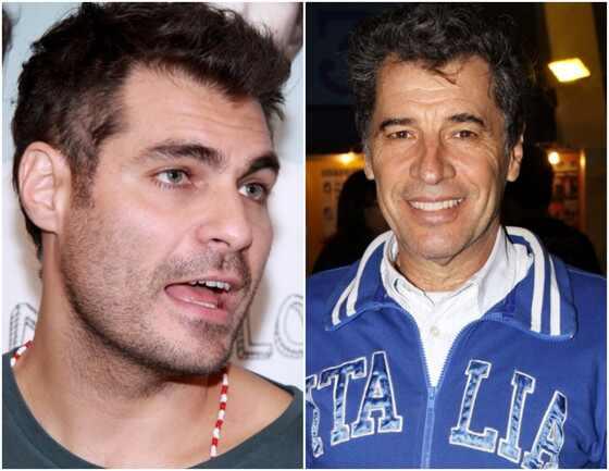 Thiago Lacerda e Paulo Betti