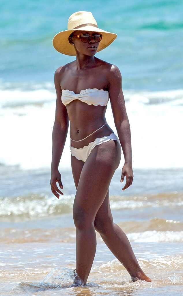 Lupita Nyong'o, Bikini