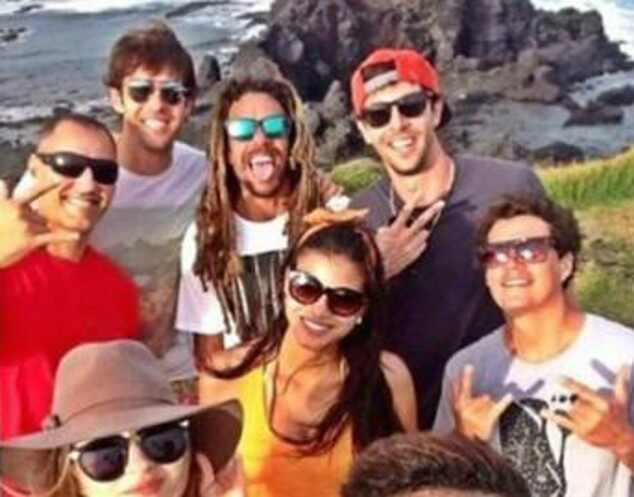 Kaká teria traído Carol Celico com Miss Brasil | E! Online ... Jakelyne Oliveira Kaka