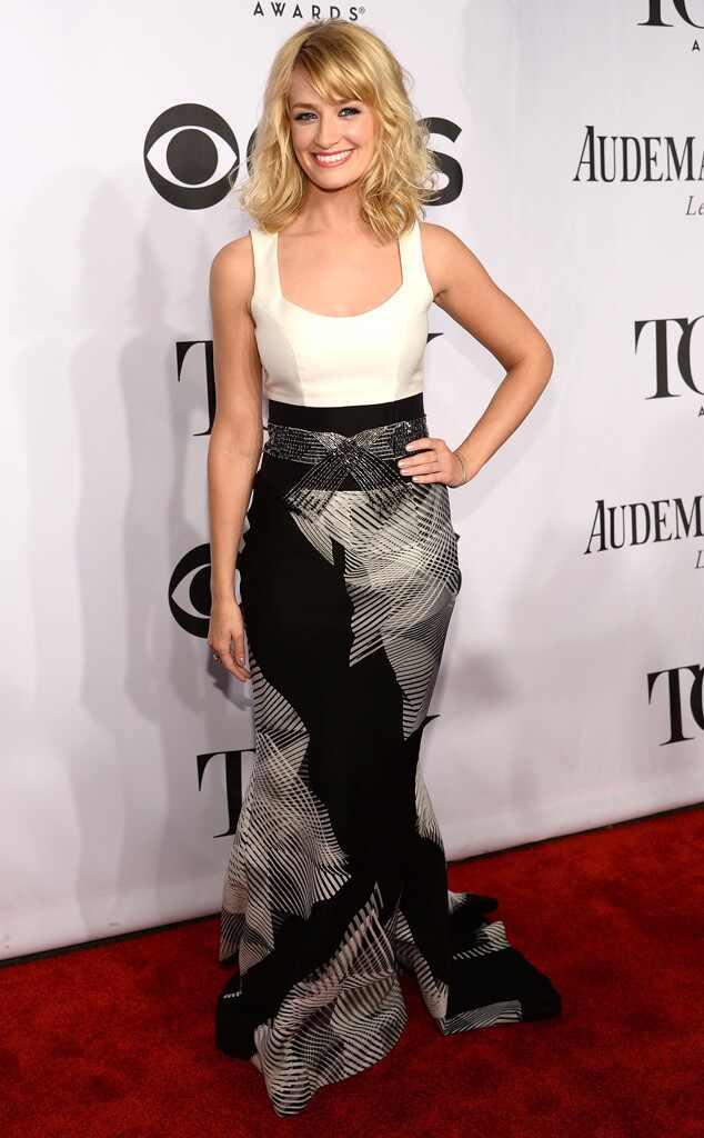 Beth Behrs, Tony Awards