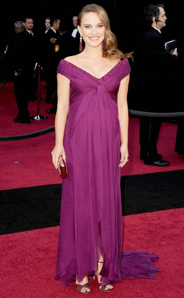 Natalie Portman, Oscars, Dresses, 2011