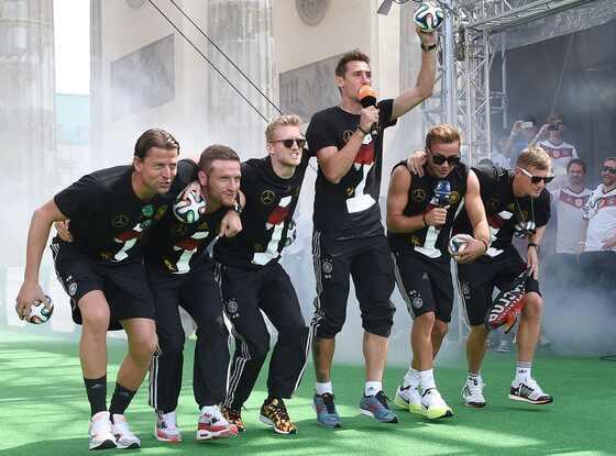 Germany, World Cup, Celebration