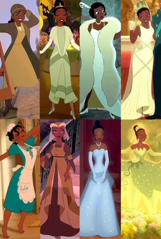 All Of The Disney Princesses Wardrobes Ranked E News