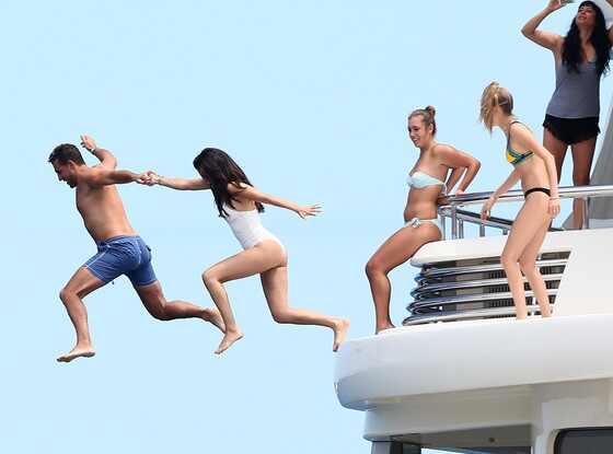 Selena Gomez, Tommy Chiabra, Cara Delevingne