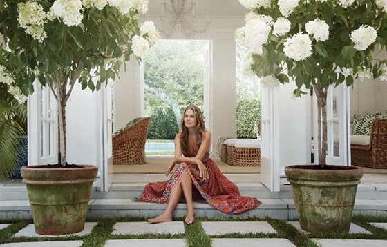 Aerin Lauder 39 S Guide To The Hamptons Beauty Heiress
