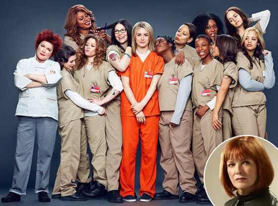 Orange is the New Black, Blair Brown