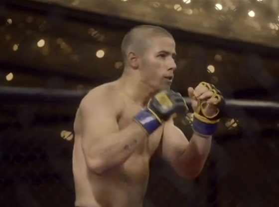 Nick Jonas and Matt Lauria Strip Down to Fight Dirty in ...