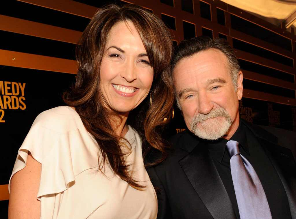 Why Robin Williams' Widow Says She Was ''Forced'' Into ...