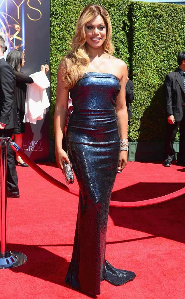 Creative Arts Emmy Awards, Laverne Cox