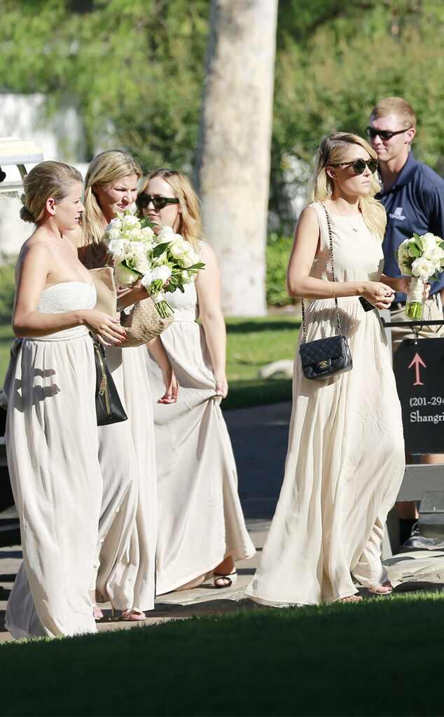 Lauren Conrad Was a Beautiful Bridesmaid at Friend's ...