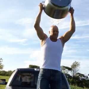 Vin Diesel, Ice Bucket Challenge