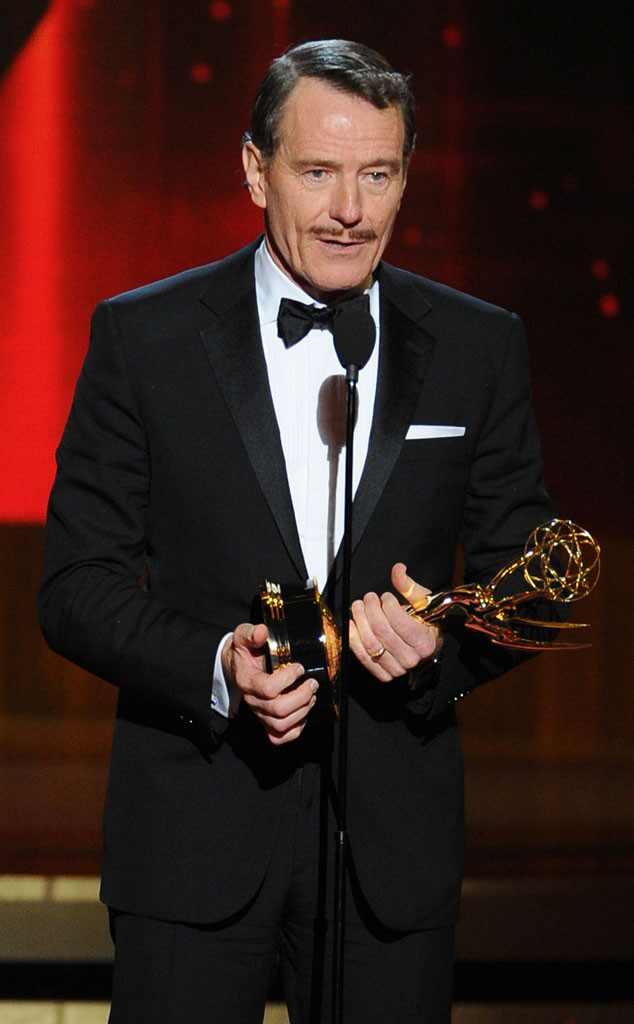 Bryan Cranston, Emmy Awards 2014 Show