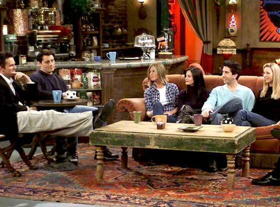 Central Perk Is Real You Can Hang Out At Friends Iconic