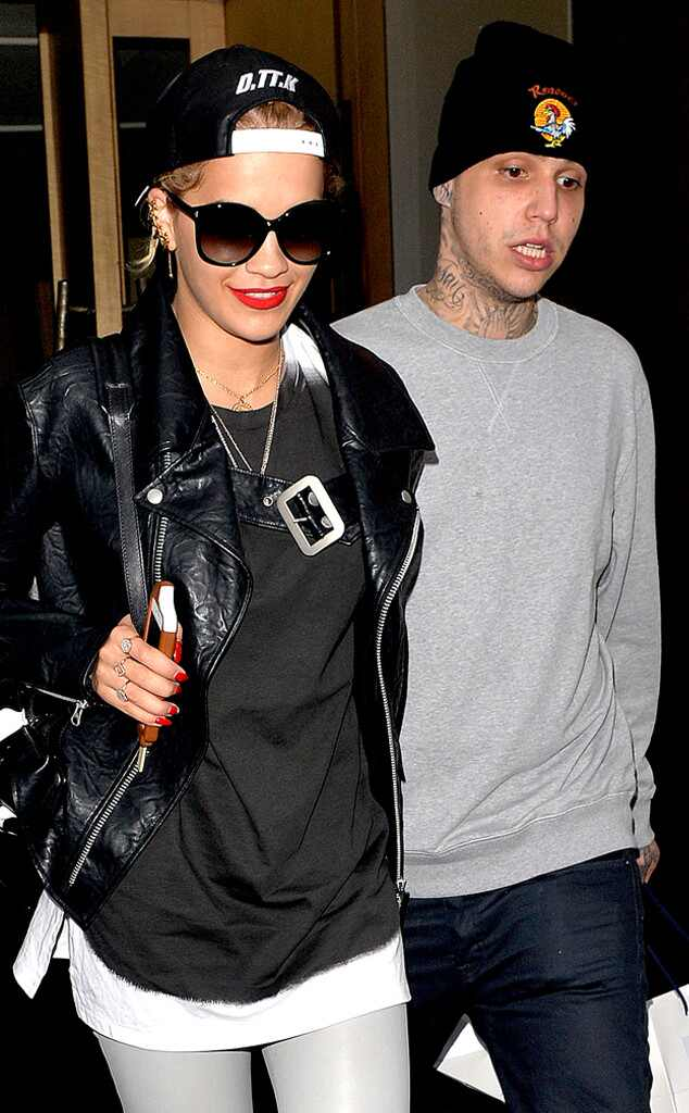 rita ora dating tommy hilfiger 39 s son ricky hil singer. Black Bedroom Furniture Sets. Home Design Ideas