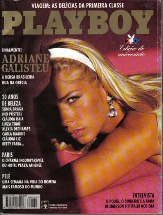 Capas polêmicas Playboy