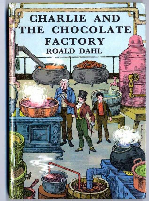 Roald dahl charlie and the chocolate factory audio book