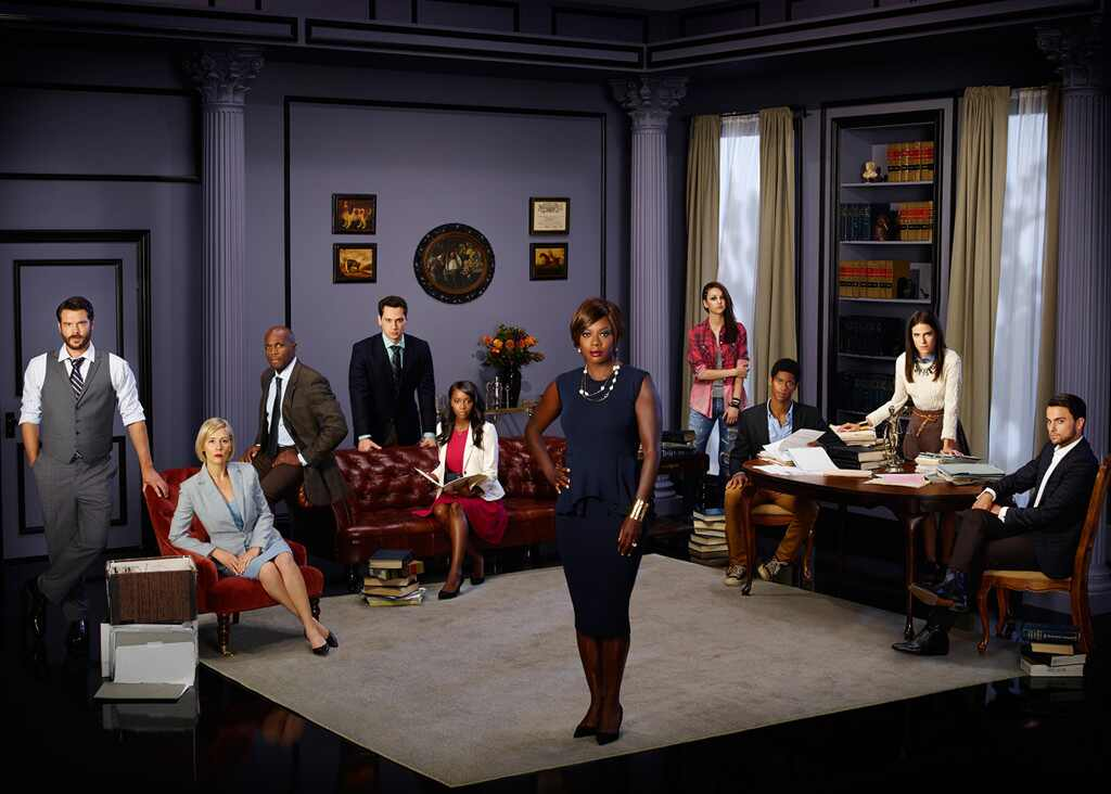 How to Get Away with Murder, LGBT TV History