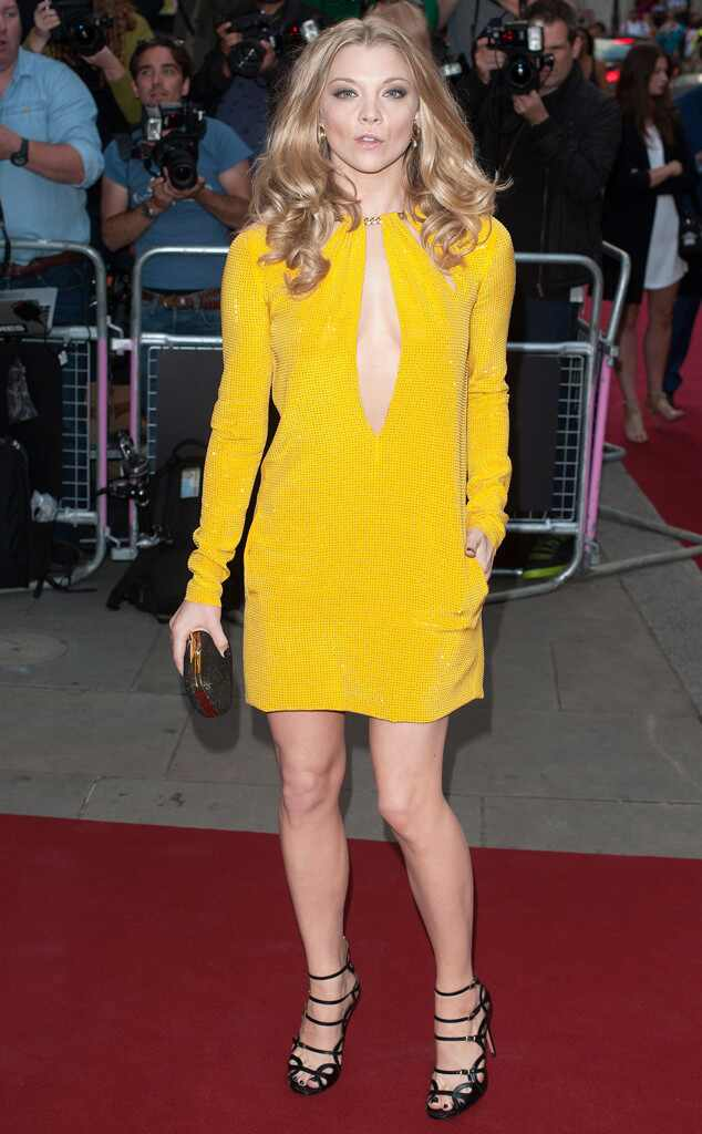 Game Of Thrones Natalie Dormer Talks Male Nudity On The