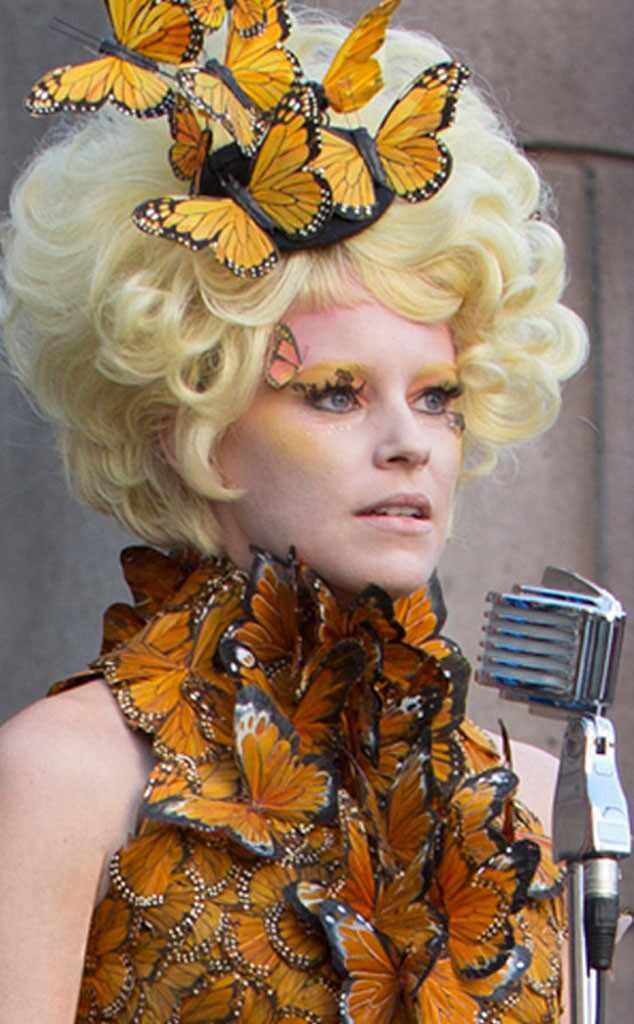 Elizabeth Banks on Hunger Games: Mockingjay: Effie Has to ...  Elizabeth Banks...